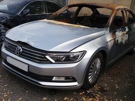 Volkswagen Passat, 1.6 l., sedanas