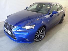 Lexus IS 300h, 2.5 l., sedanas