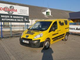 Peugeot Expert, krovininiai mikroautobusai