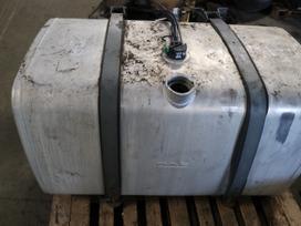 DAF XF105.460 kuro bakas su laikikliais