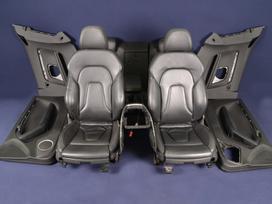 Audi A5. Sėdynių komplektas 120 eur. dėl