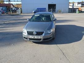 Volkswagen Passat. Vw passat b6 2009m 2.0tdi