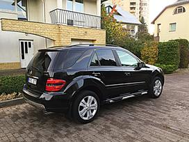 Mercedes-benz Ml320, 3.2 l., visureigis