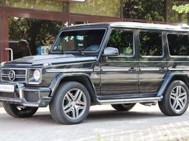 Mercedes-benz G63 Amg, 5.5 l., visureigis