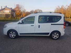 Dacia Dokker, 1.5 l., vienatūris