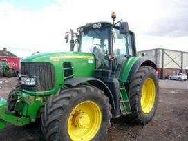 John Deere 7530 Premium, traktoriai