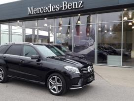 Mercedes-Benz GLE350, visureigis