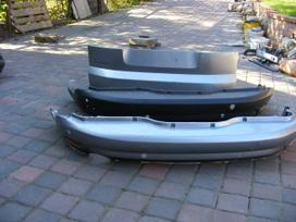 Ford S-max. - galinio dangcio plastmase-