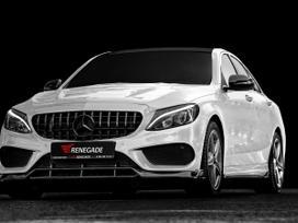 Mercedes-benz C klasė. Renegade design