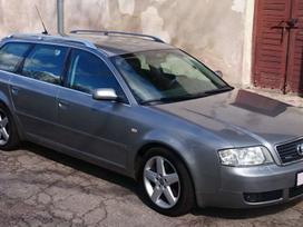Audi A6, 2.5 l., universalas