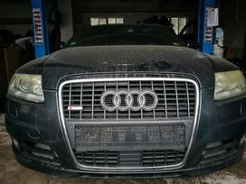 Audi A6. S-line,orine pakaba, juodos lubos,