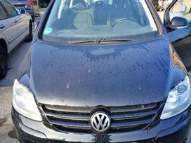 Volkswagen Golf Plus. Xenon, europa