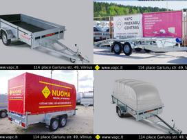 -kita- Respo, trailer and semi trailer rental