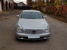 Mercedes-benz Cls320 dalimis