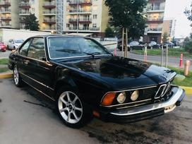 BMW 635, 3.4 l., Купе (coupe)