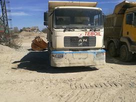 Man Fe350 D2866lf20-25, sunkvežimiai