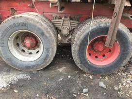 Scania R124 Rb660 R660, vilkikai