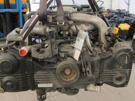 Subaru Impreza. 2,0b variklio kodas ej20