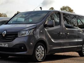 Opel Vivaro/trafic, keleiviniai mikroautobusai