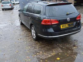 Volkswagen Passat. Ardomas vw passat b7 2.0tdi platus naudotų