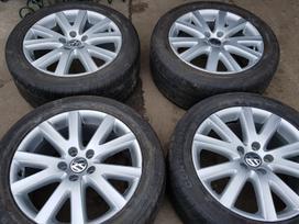 Volkswagen Volkswagen Touareg, lengvojo