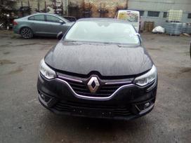Renault Megane dalimis. Pristatomos dalis