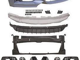 Bmw 2 serija. M235 style priekiniai bamperiai