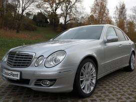 Mercedes-benz E320, 3.0 l., sedanas