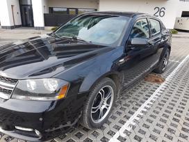 Dodge Avenger, 3.6 l., sedanas