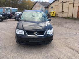 Volkswagen Touran. 2.0tdi 103kw bmm  europa