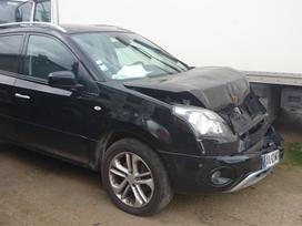 Renault Koleos dalimis