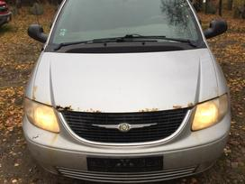 Chrysler Town & Country dalimis. Chrysler town country