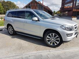 Mercedes-benz Gl450, 3.0 l., visureigis