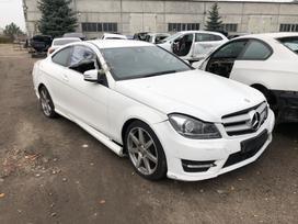 Mercedes-benz C klasė dalimis. +370 635 90150