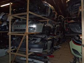 Opel Adam kėbulo dalys