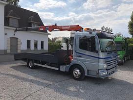 Mercedes-Benz Atego 815, autovežiai