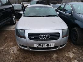 Audi TT dalimis