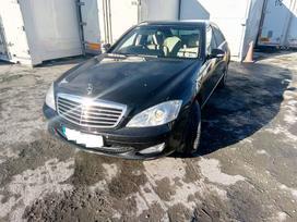 Mercedes-benz S klasė dalimis. Mercedes s