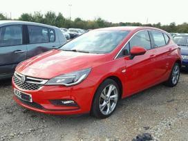 Opel Astra. Naujasis 1.6 cdti, maža rida. r17