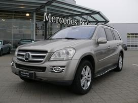 Mercedes-Benz GL500, 5.5 l., visureigis