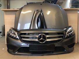 Mercedes-benz C klasė dalimis. W205 facelift