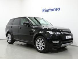 Land Rover Range Rover Sport, 3.0 l., visureigis