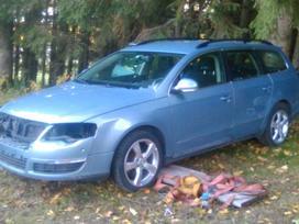 Volkswagen Passat. Dalimis, varilis geras, pilna komplektacija,