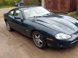Jaguar Xk-series dalimis.  s