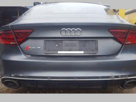 Audi Rs7. Detalių pristatymas į kitus miestus