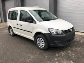 Volkswagen Caddy, 1.2 l., vienatūris