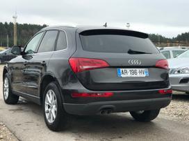 Audi Q5, 2.0 l., visureigis