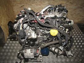 Renault Captur variklis