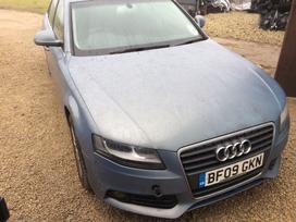 Audi A4 dalimis. Oda.cabb variklis,jjf