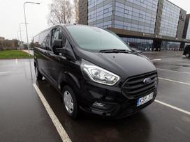 Ford Transit Custom, passenger vans